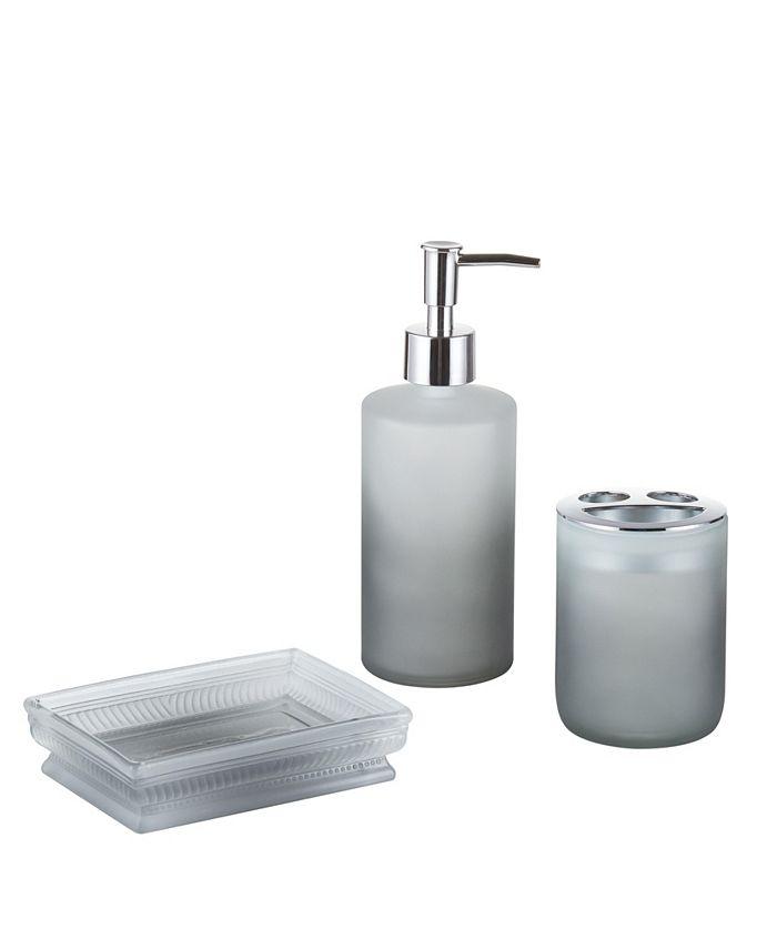 Seventh Studio Ombre 3 Pc Bath Accessory Set Reviews Bathroom Accessories Bed Macy S
