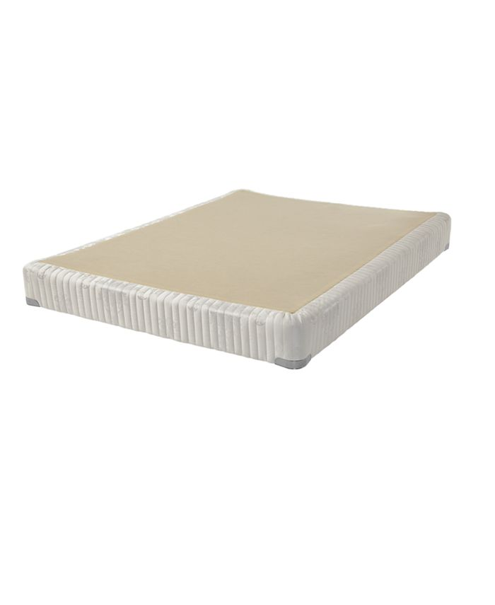 Hotel Collection - Classic by Shifman Semi-Flex Low Profile Box Spring - Queen, Created for Macy's