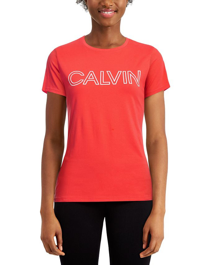Calvin Klein - Outline-Logo T-Shirt