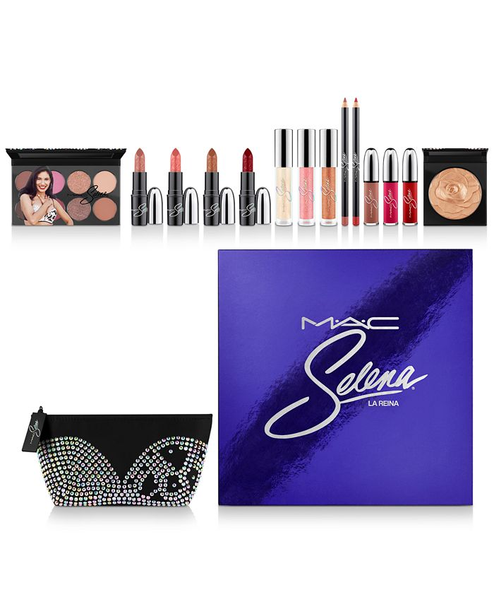 MAC - 15-Pc. Selena La Reina Collector's Set