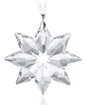Swarovski Christmas Ornament, 2013 Little Star
