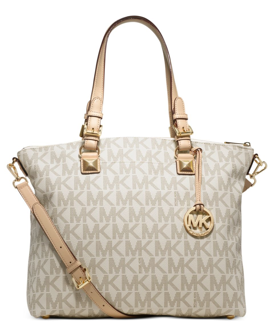MICHAEL Michael Kors Jet Set Large Travel Satchel   Handbags & Accessories