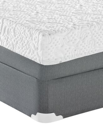 Macybed Memory Foam Queen Split Mattress Set Top Luxury Plush