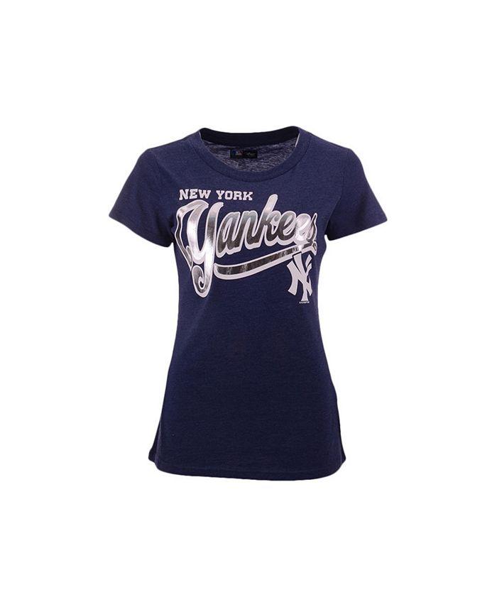 G-III Sports - Women's New York Yankees Homeplate T-shirt