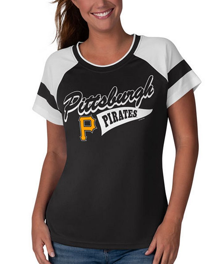 G-III Sports - Pittsburgh Pirates Women's Biggest Fan T-Shirt