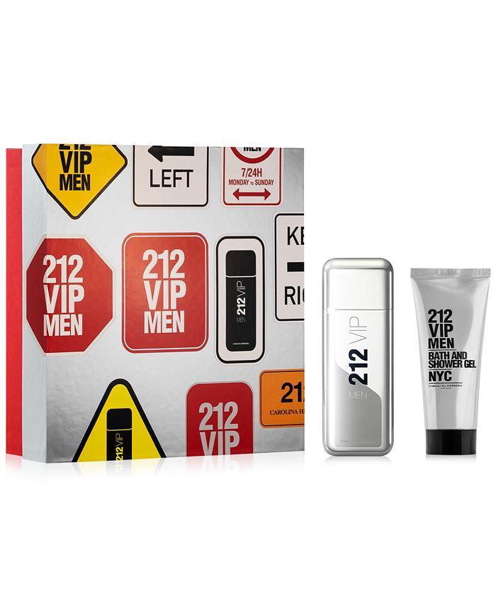 Carolina Herrera - Men's 2-Pc. 212 VIP Men Eau de Toilette Gift Set