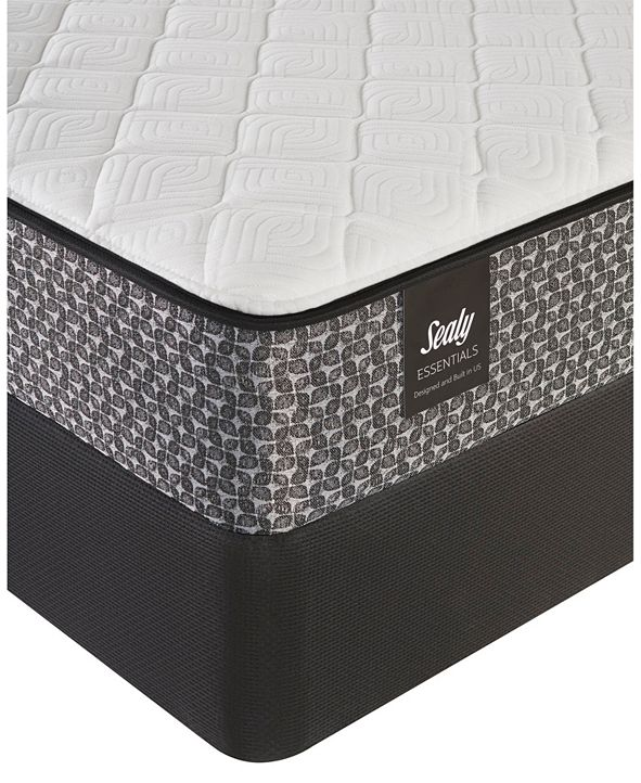 "Sealy Essentials Joyfulness 8.5"" Firm Mattress - Full"
