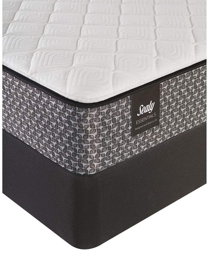 Sealy - All  Essentials mattresses feature SealyCushion Air Foam. This cushioning foam allows additional air flow and provides added softness. All foams featured are CertiPUR-US certified. As you move up the Essentials collection, additional foams get added.