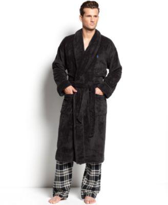 Ralph lauren men's oxford robe