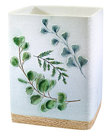 Avanti Ombre Leaves Wastebasket
