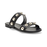 INC Women's Galli Ball-Stud Slide Sandals