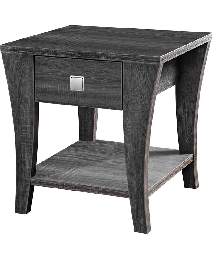 Furniture of America - Ami End Table, Quick Ship