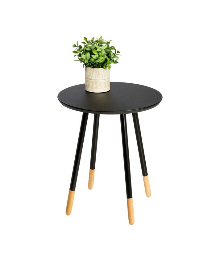 Honey Can Do - Round End Table