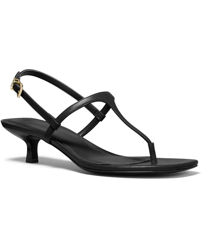 Michael Kors - Tasha T-Strap Sandals