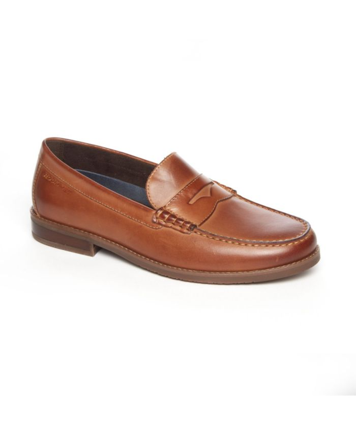Rockport Men's Curtys Penny Loafer & Reviews - All Men's Shoes - Men - Macy's
