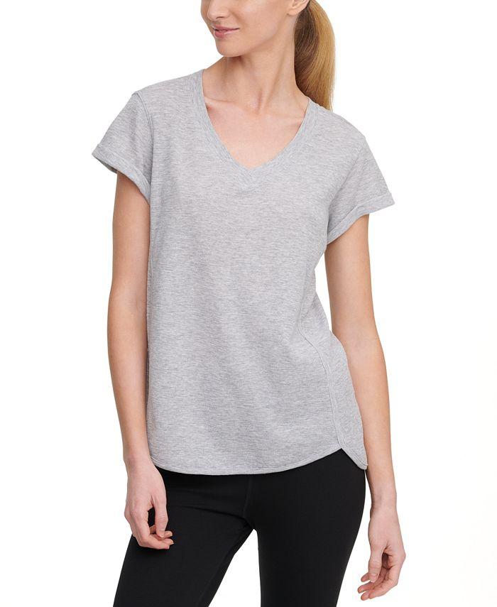 Calvin Klein - Rolled-Cuff T-Shirt