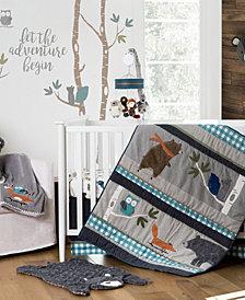 Levtex Baby Play Day Crib Bedding Set of 5
