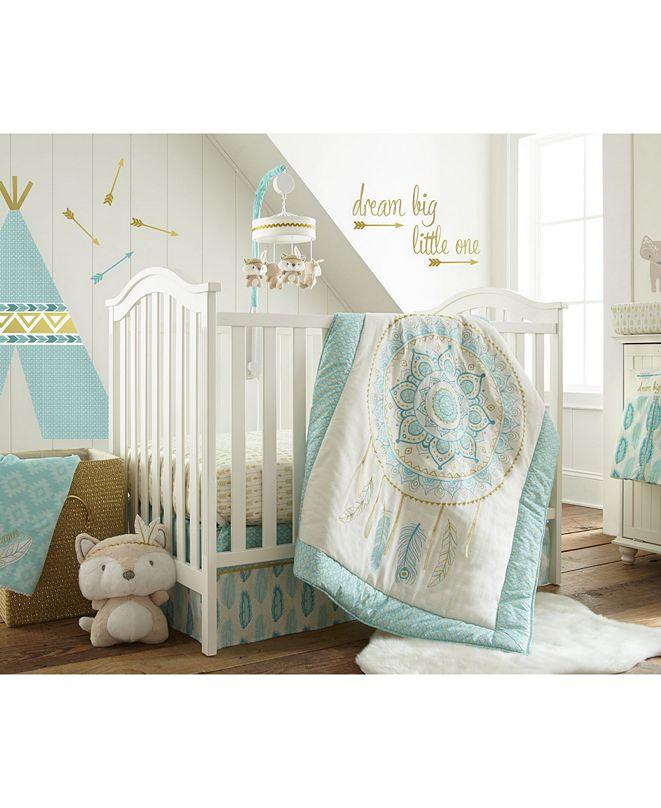 Levtex Baby Little Feather Crib Bedding Set of 5