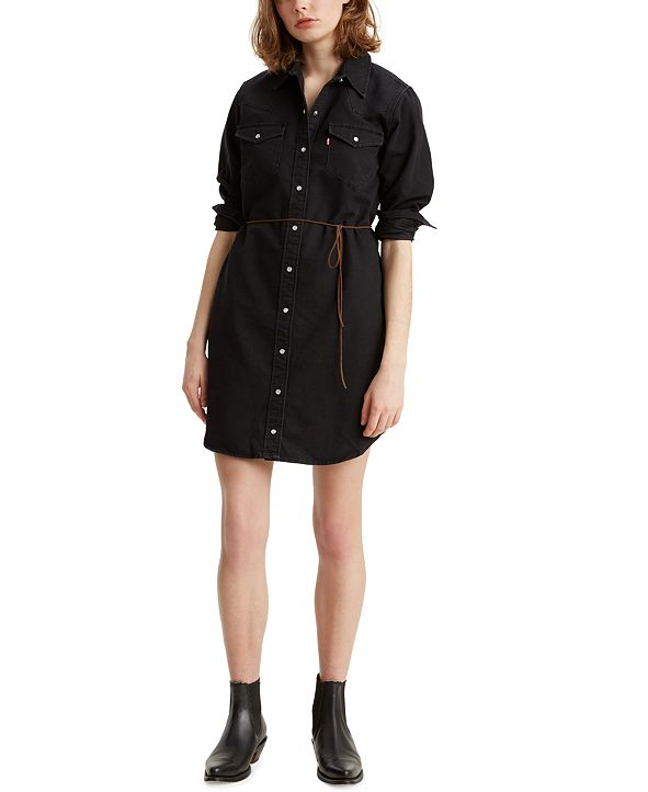 Levi's The Ultimate Western Shirtdress