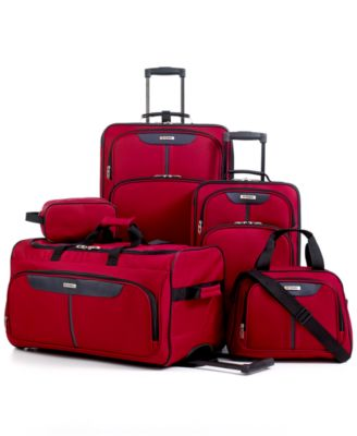 Tag Fairfield III 5 Piece Luggage Set