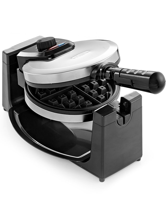 Bella - 13991 Rotary Waffle Maker, Polished Collection
