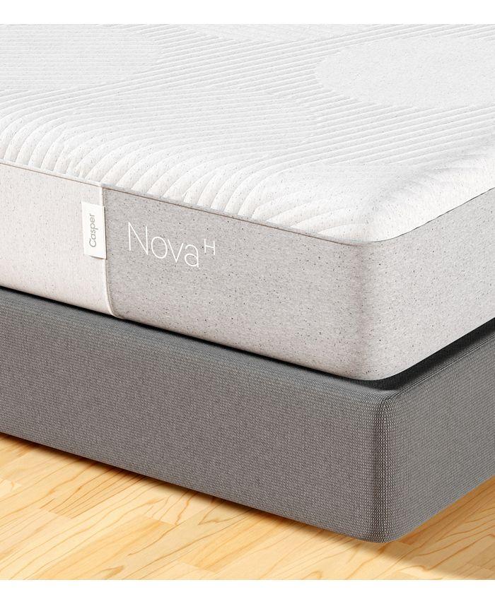 """Casper - Nova 12"""" Hybrid Plush Mattress - Twin"""