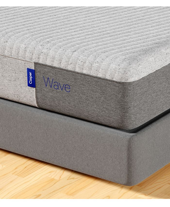 "Casper - Wave 13"" Foam Firm Mattress - Twin"