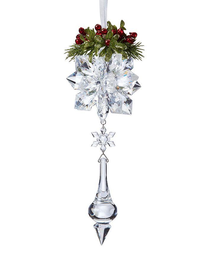 Ganz - Kissing Krystals®  Krystal Starburst Pendant