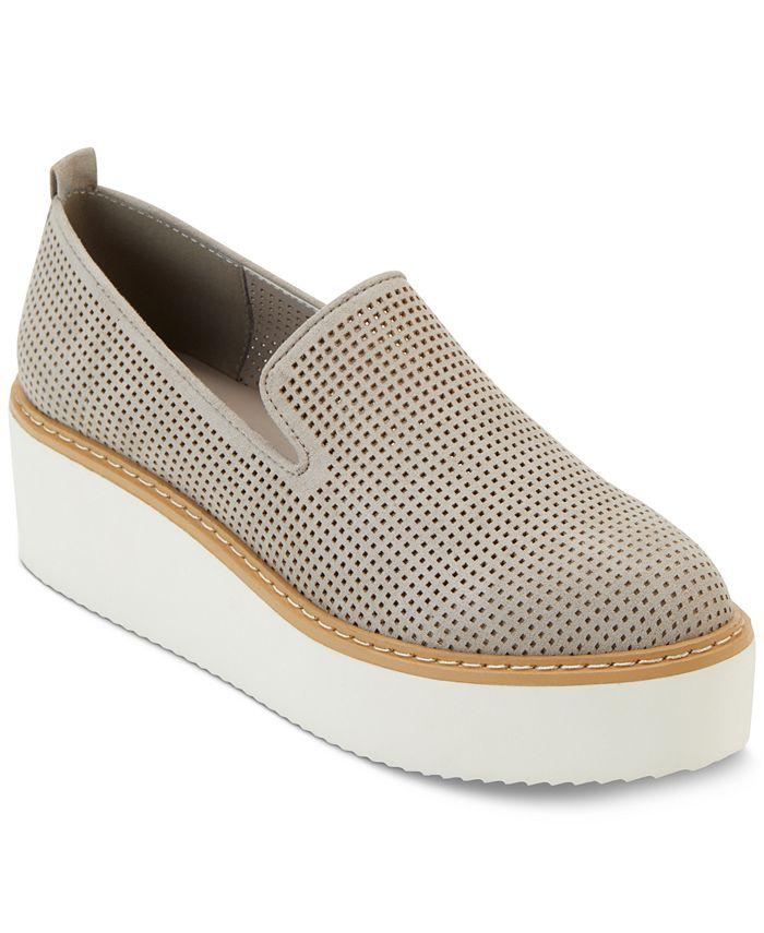 DKNY - Bari Slip-On Platform Sneakers