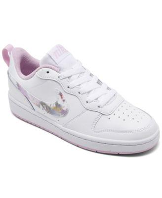 Nike Big Girls Court Borough 2 Floral