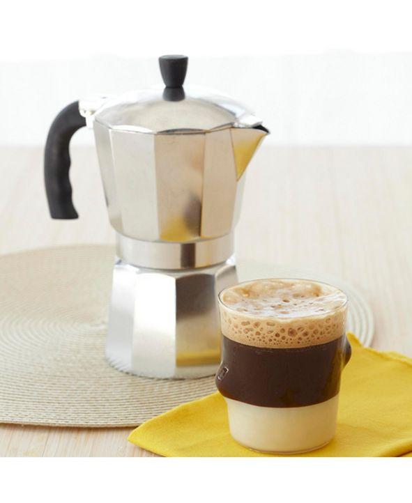 IMUSA 6 Cup Traditional Stovetop Espresso Maker