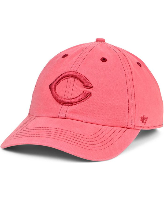 '47 Brand - Cincinnati Reds Boathouse Clean Up Cap