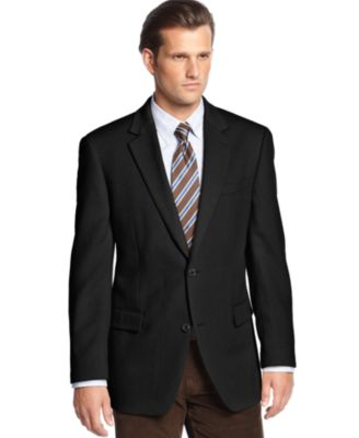 Michael Kors Solid Camel Hair And Tall Sport Coat