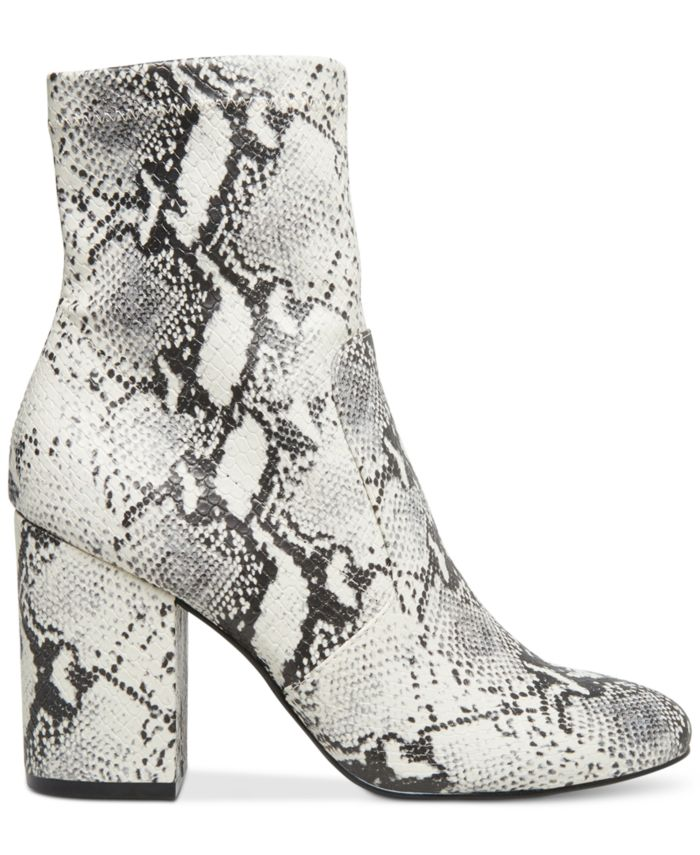 Madden Girl Rapidd Sock Booties & Reviews - Boots - Shoes - Macy's