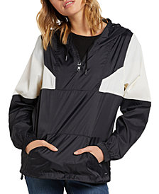 Volcom Women's Wind Stoned Jacket