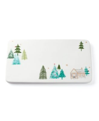 Balsam Lane Ceramic Cheeseboard