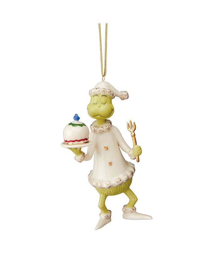 Lenox - Snoopy's Letter to Santa Ornament