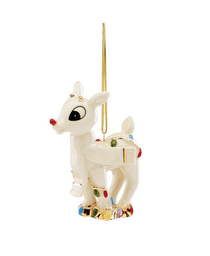 Lenox - Rudolph's Christmas Glow Ornament