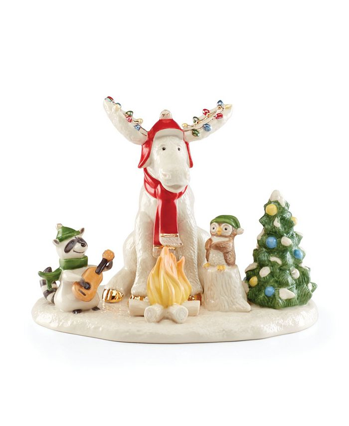 Lenox - 2020 Merry Marcel & Forest Friends Figurine