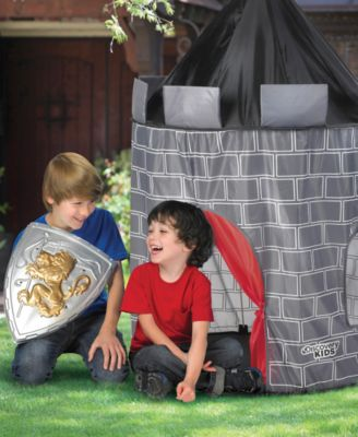 Discovery Kids Toy Boys Pop-Up Castle Play Tent  sc 1 st  Macyu0027s & Discovery Kids Toy Boys Pop-Up Castle Play Tent - Kids u0026 Baby ...