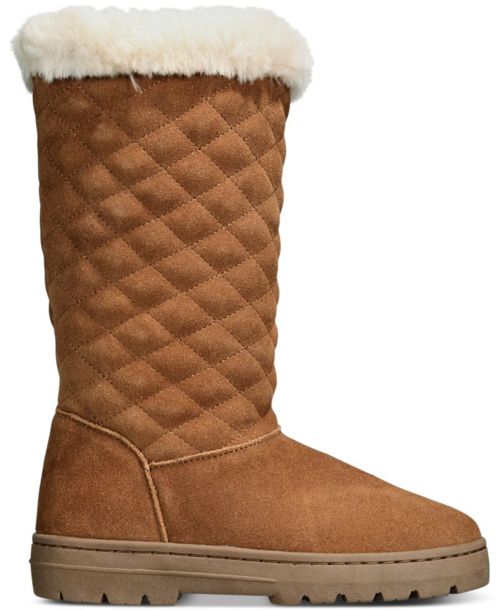 Style & Co Nickyy Cold-Weather Boots, Created for Macy's & Reviews - Boots - Shoes - Macy's