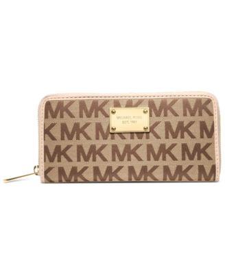 macys michael kors wallet