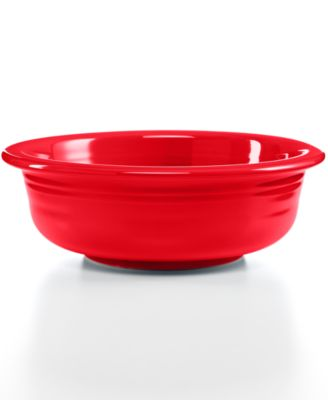 Fiesta Scarlet 2-Quart Serve Bowl