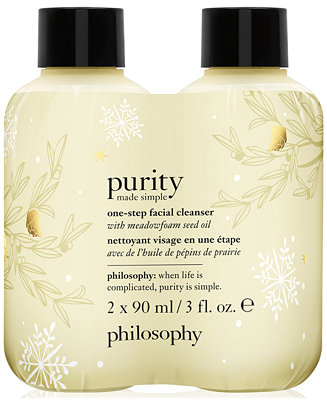 philosophy 2-Pc. Purity Made Simple Cleanser Set