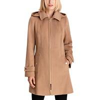 Deals on MICHAEL Michael Kors Hooded Coat