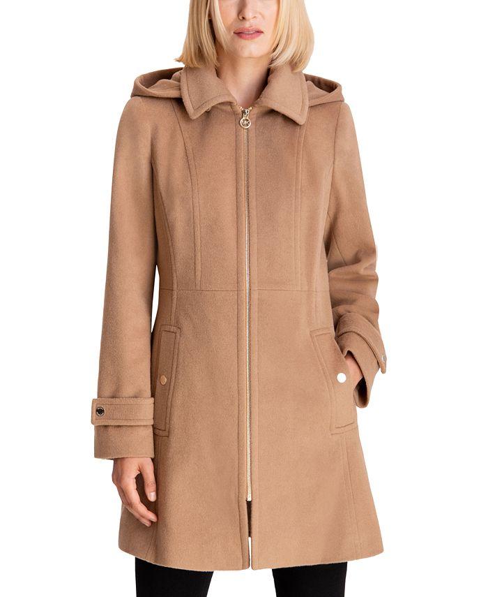 Michael Kors - Hooded Coat