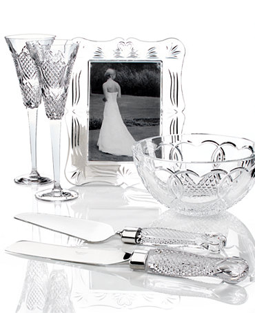 waterford crystal gifts wedding collection collections for the