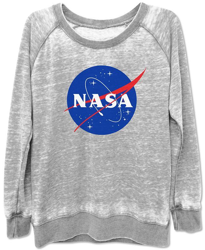 Freeze 24-7 Juniors' NASA Sweatshirt