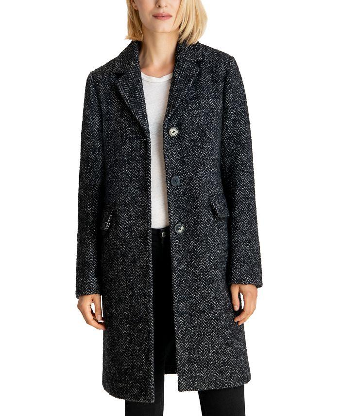 Michael Kors - Single-Breasted Reefer Coat