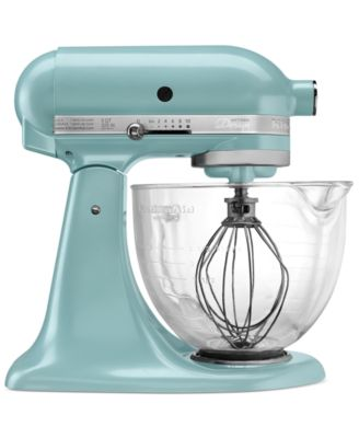 kitchenaid ksm155 5 qt. stand mixer - electrics - kitchen - macy's